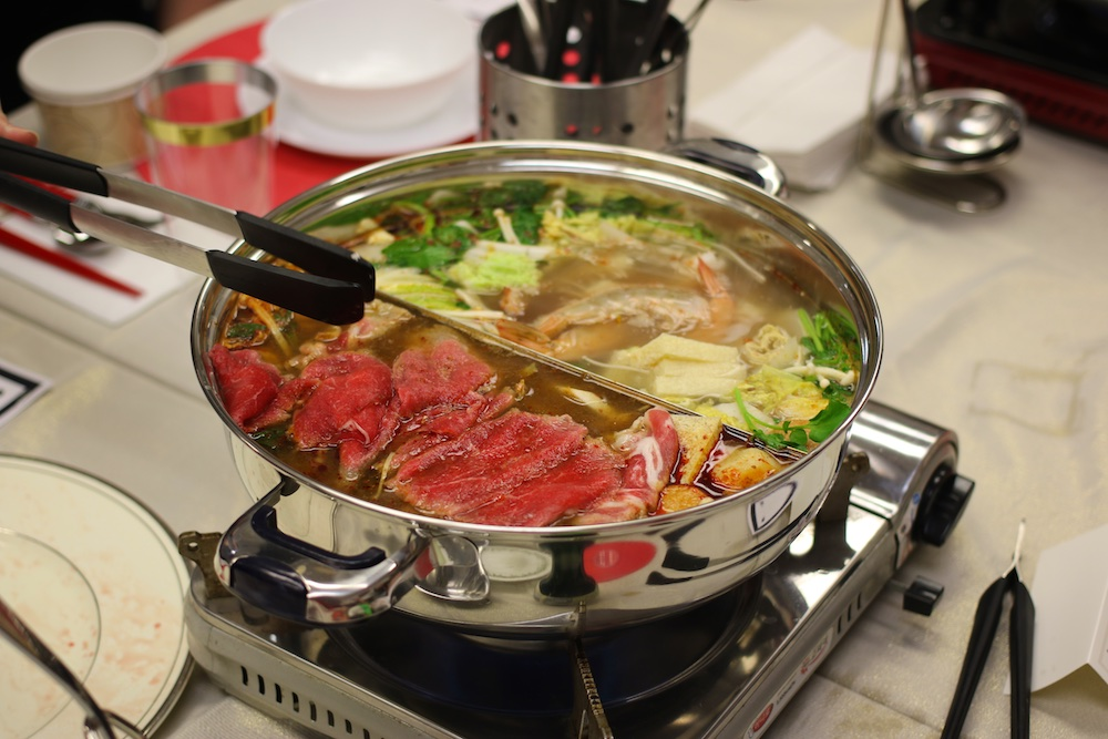 galleria supermarket lunar hotpot ying yang chinese szechuan seafood