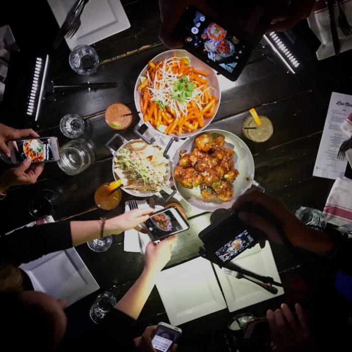 Lisa Marie Restaurant Foodie Dinner with Jojoinstameets