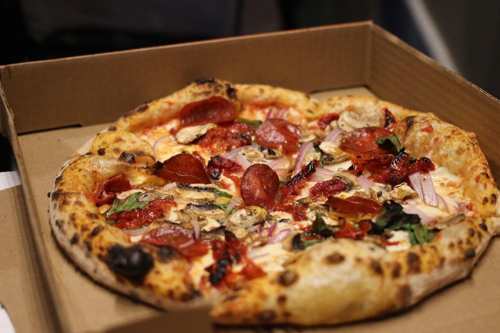 pi co pizza pepperoni
